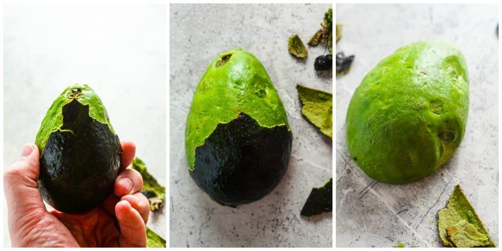 Avocado Rose Tutorial: Step by step guide and video how to make avocado flower