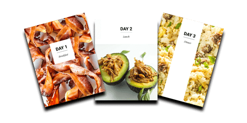 Ketosis Meal Plan