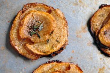 Rutabaga Pommes Anna [Recipe] - Low Carb Potato Substitute