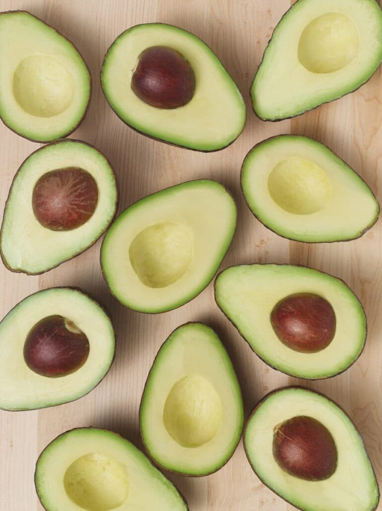 are avacados on keto diet