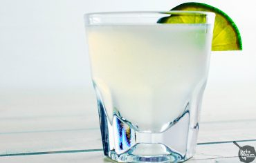 Kamikaze Shot: Low Carb & Sugar Free [Recipe] | Ketogasm.com #keto #low #carb #skinny #cocktail #healthy #sugar #free #atkins keto recipes