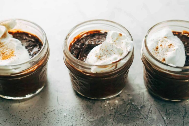 Keto Chocolate Pots De Creme Recipe Ketogasm