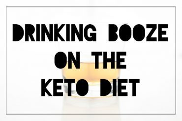 Drinking Alcohol on the Keto Diet