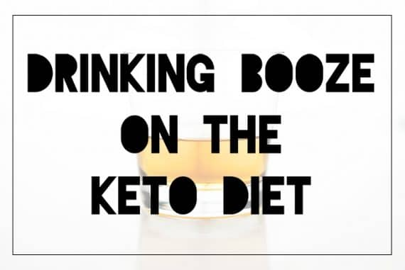 keto diet and alcohol effects