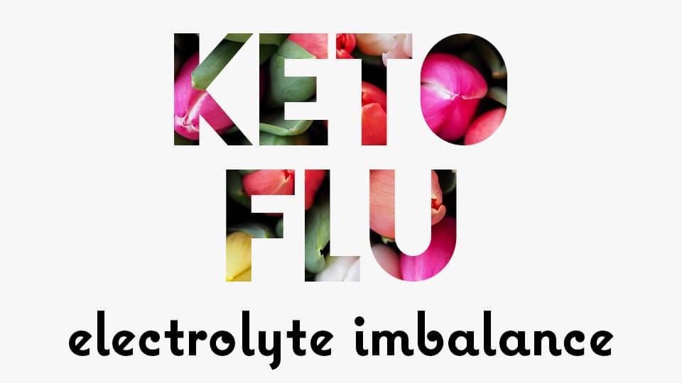 ketogenic diet electrolyte imbalance