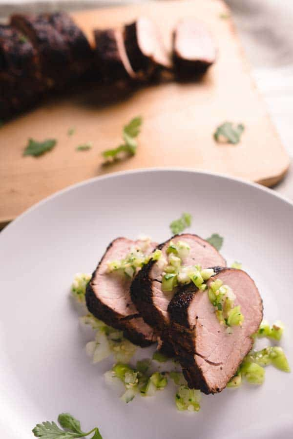 Keto Pork Recipes - Low Carb Pork Tenderloin
