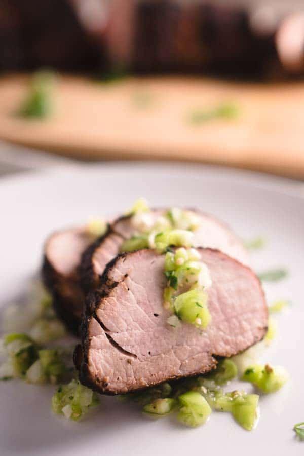 Low Carb Pork Tenderloin - Keto Pork Recipes
