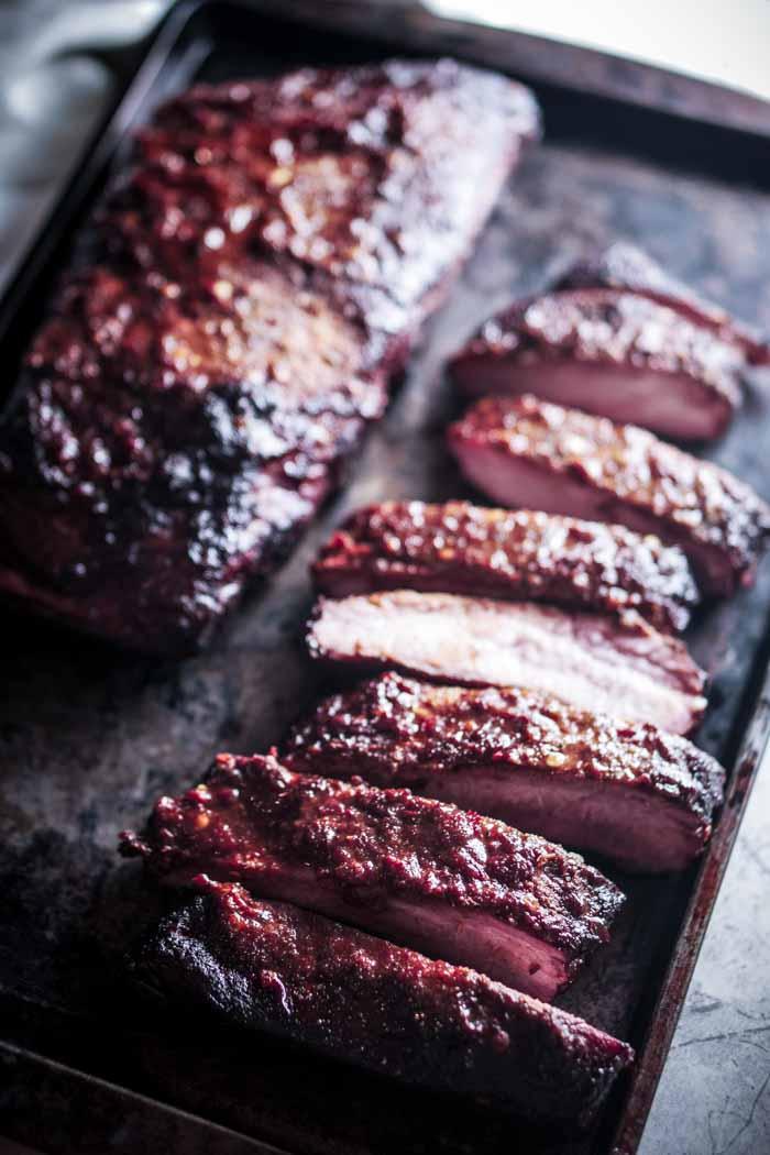 Pork Spare Ribs Cooked in Smoker - How do you season pork ribs?