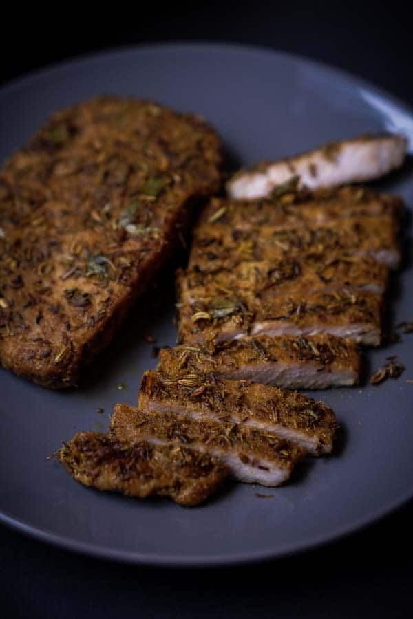 Pork Chops on Keto! Low Carb Crockpot recipe!