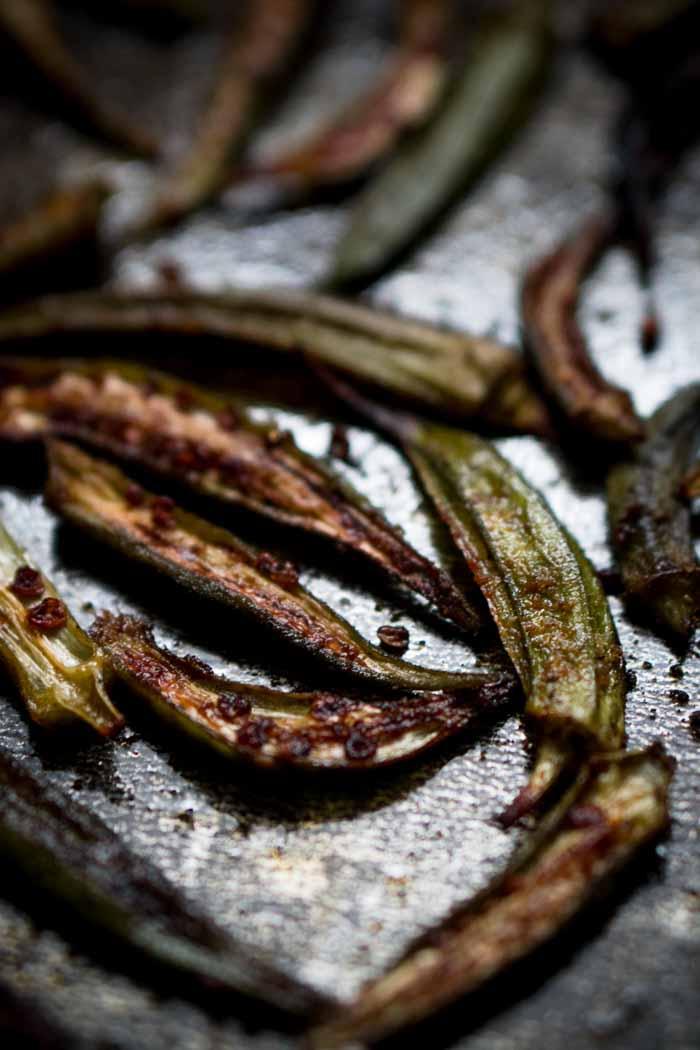 Okra on Keto Diet - Only 4 net carbs - carbs in okra