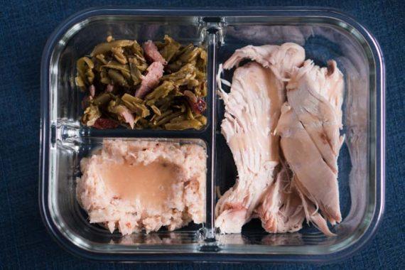 Turkey Meal Prep Recipe [Healthy Leftovers Ideas]