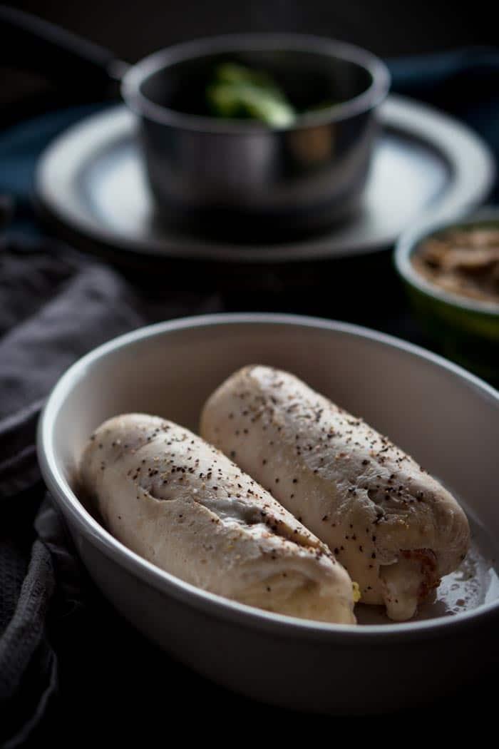 How to make easy chicken cordon bleu? A low carb, keto chicken cordon bleu!