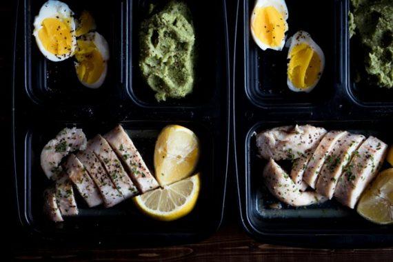 Chicken Breast Meal Prep Recipe - Low Carb, Keto, Gluten-Free