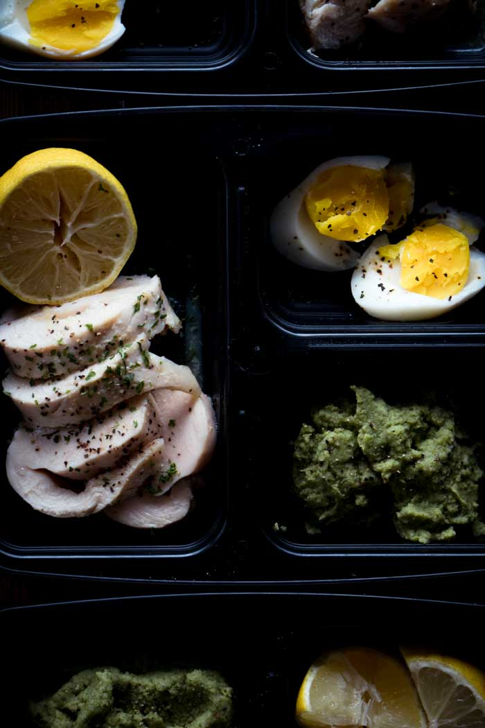Lemon Butter Chicken Breast Recipe - Lunch Meal Prep Ideas