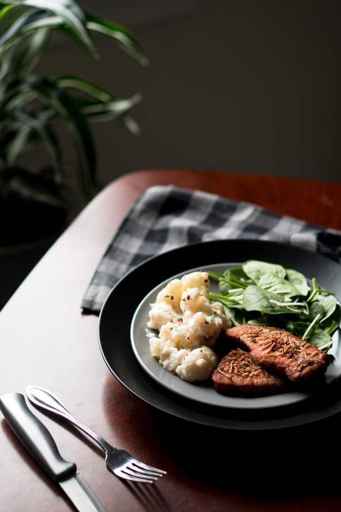 Keto Pork Chops Recipe