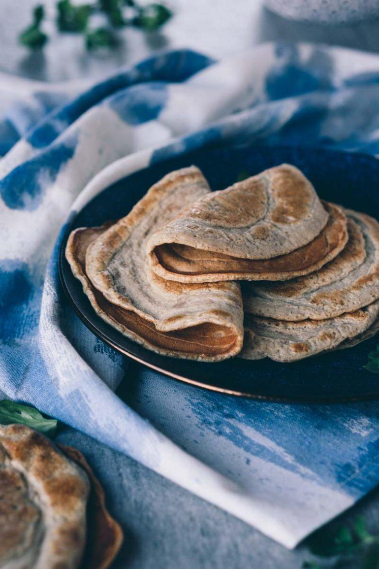 Keto Tortillas Recipe - Low Carb, Grain Free, Zero Carb