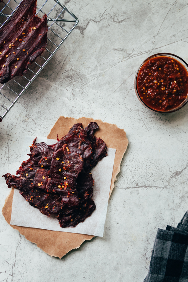 Homemade Low Carb Beef Jerky Recipe - Sugar Free, Keto