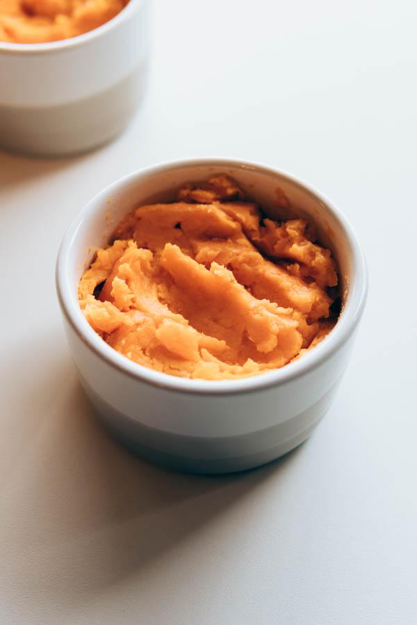 Net carbs in sweet potato