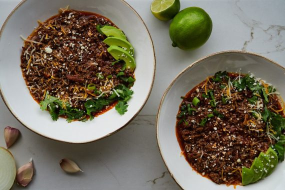 Keto Chili Recipe - Low Carb, Gluten-Free, Homemade & Healthy!