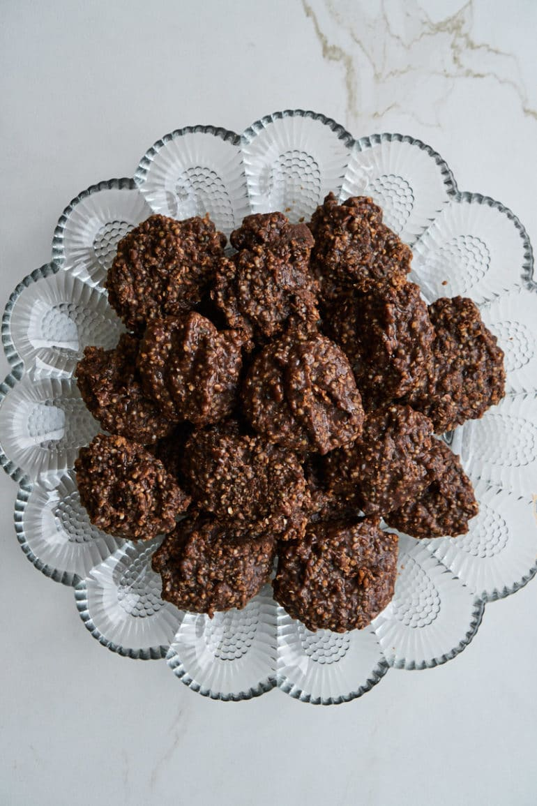 Keto-friendly cookies