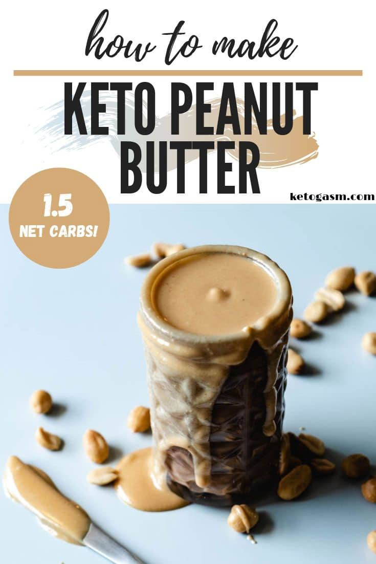 Carbs in nut butter