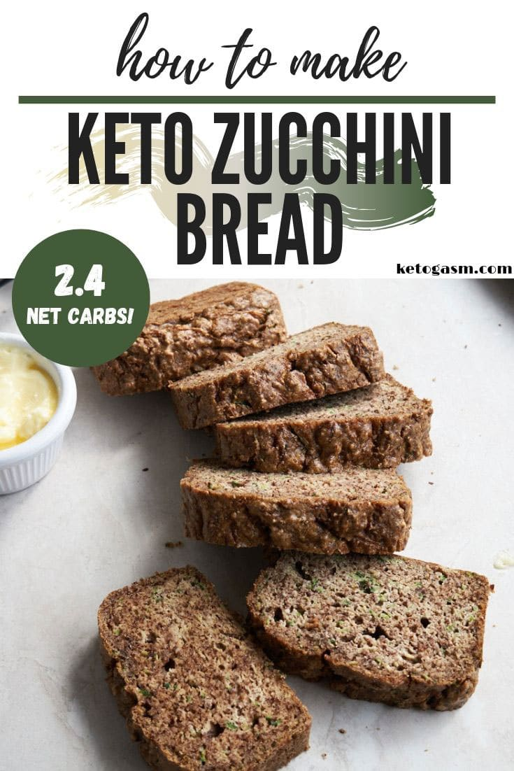 Carbs in zucchini bread