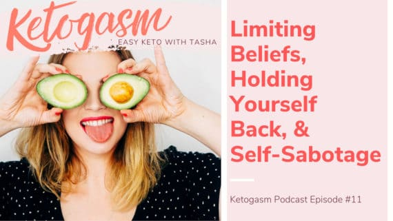 Limiting Beliefs & Self-Sabotage Cover Image