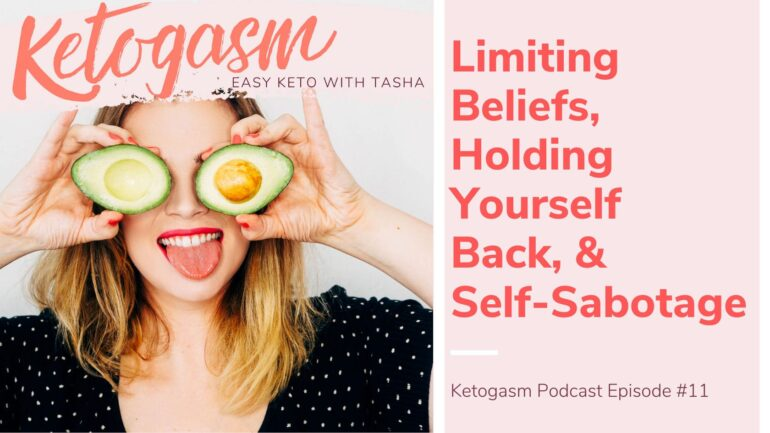 Limiting Beliefs & Self-Sabotage Cover Image